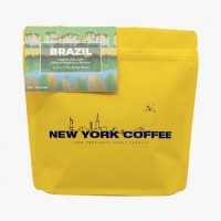New York Coffee - Brazil Sul De Minas - Beans - 250gm