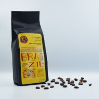 New York Coffee - Brazilian - Bean - 250gm