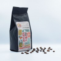 New York Coffee - Colombian - Bean - 250gm