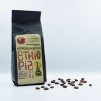 New York Coffee - Ethiopian Sidamo - Bean - 250gm