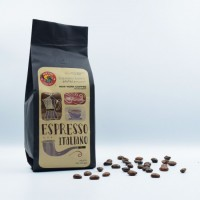 New York Coffee - Espresso Italiano - Bean - 250gm